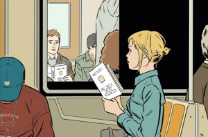 Adrian Tomine: My First New Yorker Cover