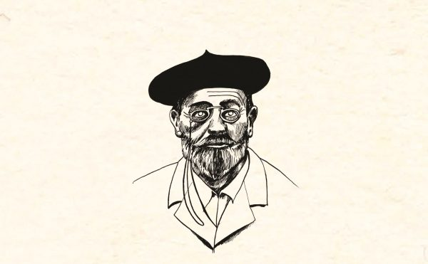 Watch: Michael Rosen on The Disappearance of Émile Zola