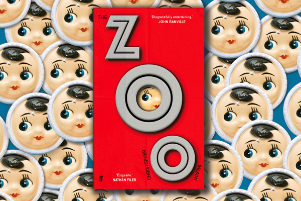 Cover Design: The Zoo