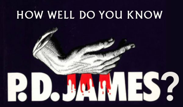 Quiz: How well do you know P. D. James?