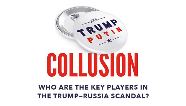 Collusion: a who's who (video)