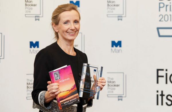 Anna Burns wins the 50th Man Booker Prize with Milkman
