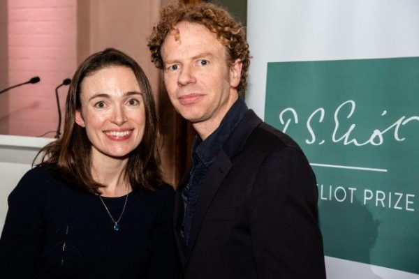 Hannah Sullivan wins the T. S. Eliot Prize for Poetry 2018