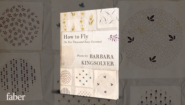Faber announces a collection of poetry by Barbara Kingsolver