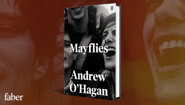 Announcing a heartbreaking new novel of a lifelong friendship by Andrew O'Hagan.