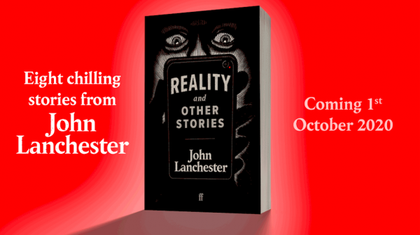Faber announces a chilling new collection of stories from John Lanchester