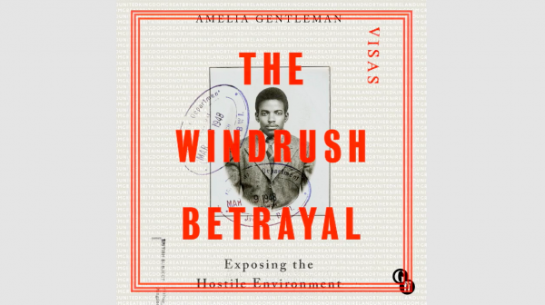 Amelia Gentleman reads from her Orwell Prize shortlisted book The Windrush Betrayal
