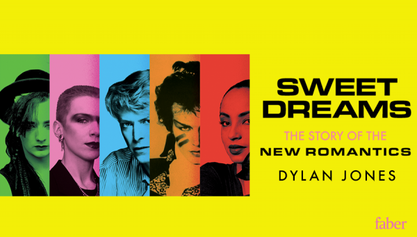 Announcing Sweet Dreams: The Story of the New Romantics.