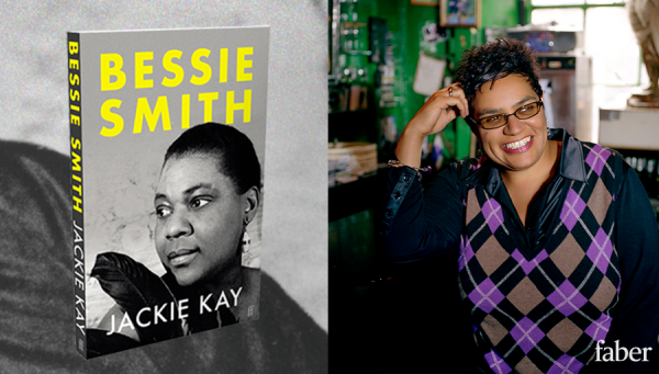 Faber presents Bessie Smith by Jackie Kay