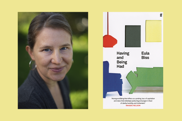 Faber acquires two books fromEula Biss