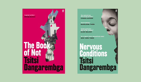 Faber acquires Nervous Conditions and The Book of Not by Tsitsi Dangarembga