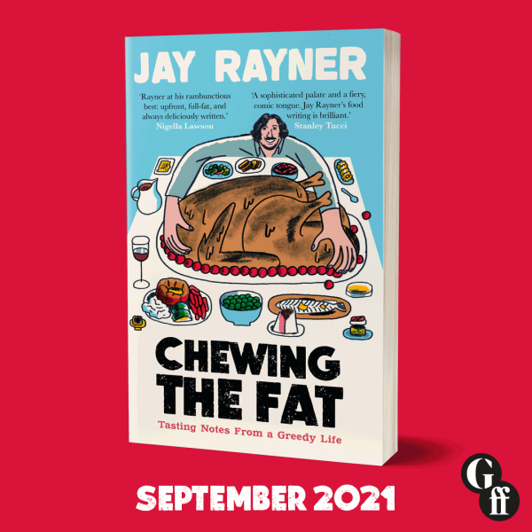 Guardian Faber to publish Jay Rayner's 'droolworthy' collection of food columns