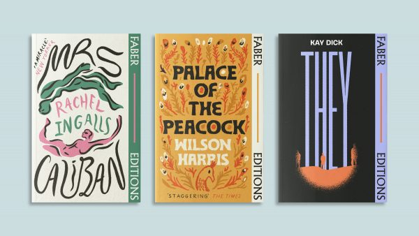 Faber Editions Announced