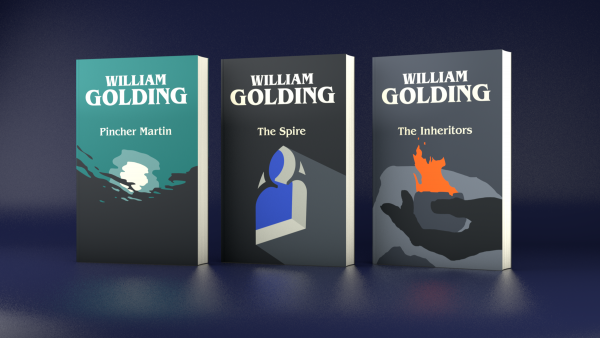 Faber celebrates William Golding's work with the launch of new editions