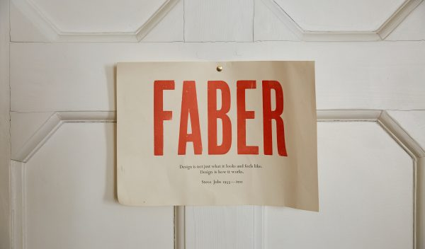 Read about the Faber story, find out about our unique partnerships, and learn more about our publishing heritage and present-day activity.