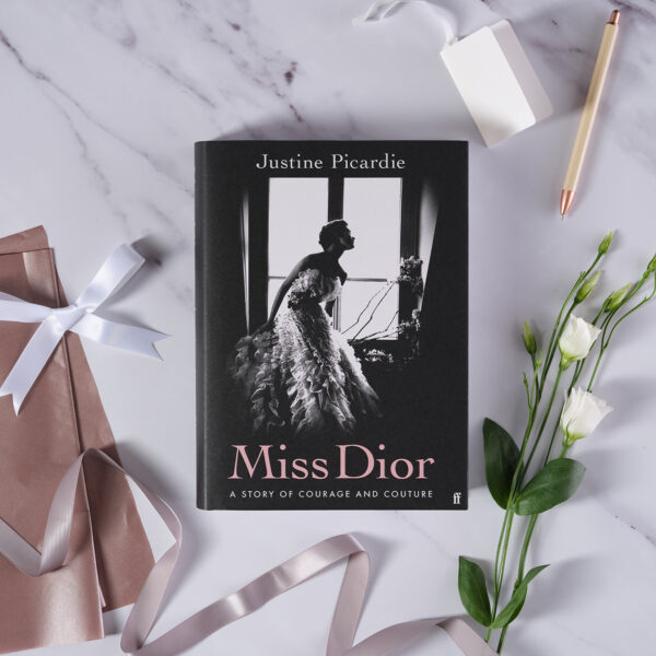 Watch: Justine Picardie talks about <i>Miss Dior</i>
